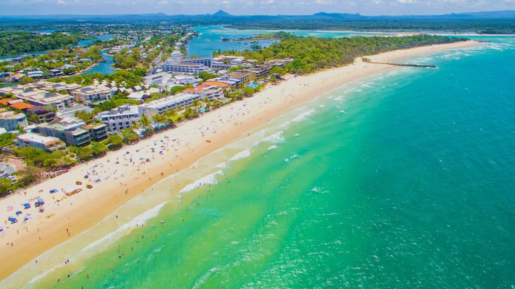 Conveyancing Sunshine Coast - Beach View