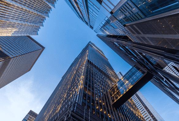 An image of skyscraper properties in Brisbane