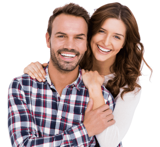 Happy Couple availing of Brisbane Conveyancing services - Property Solicitor Brisbane